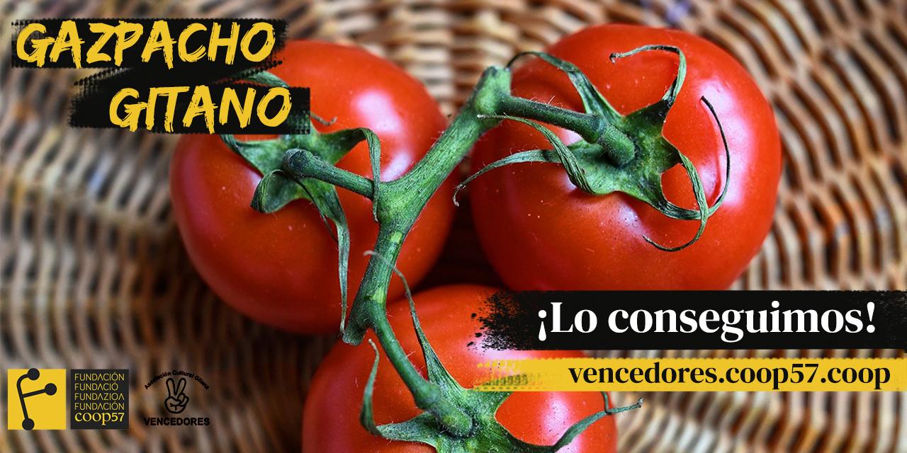 Exito campaña Gazpacho Gitano