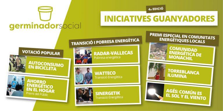Premis Germinador Social 2020